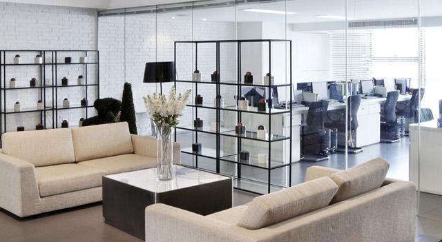 Muebles a medida para empresas for Muebles para empresas